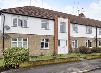 Thumbnail 2 bed flat for sale in Dallington Close, Burwood Park, Hersham, Walton-On-Thames