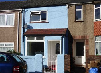 Thumbnail 2 bedroom terraced house to rent in Woodside Street, Cinderford