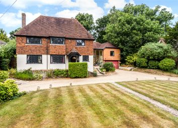 Thumbnail 4 bed detached house for sale in The Avenue, South Nutfield, Surrey