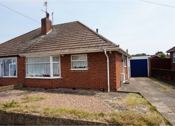 Thumbnail 2 bedroom bungalow for sale in Waterloo Crescent, Wigston