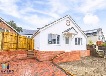 Scarf Road, Canford Heath, Poole BH17. 3 bed bungalow