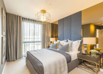 Thumbnail 3 bedroom property for sale in Manhattan Plaza, Canary Wharf