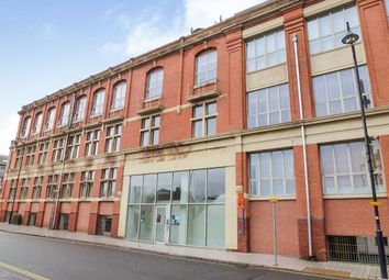 Thumbnail Studio for sale in Morledge Street, Leicester