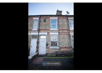 Thumbnail 4 bed terraced house to rent in Windmill Hill Lane, Derby
