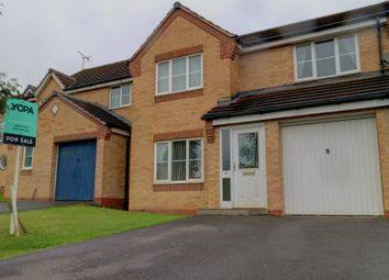 Thumbnail 4 bedroom detached house for sale in Bracken Road, Shirebrook, Mansfield
