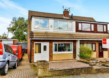 Thumbnail 3 bed semi-detached house for sale in Garswood Close, Burnley, Lancashire