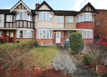 Thumbnail 4 bed terraced house for sale in Sandringham Crescent, South Harrow, Harrow