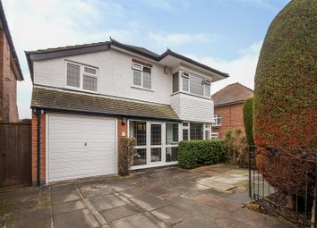Thumbnail 4 bed detached house for sale in Audon Avenue, Chilwell, Nottingham