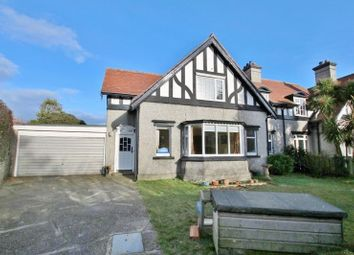 Thumbnail 5 bed semi-detached house for sale in The Colony, Church Road, Port Lewaigue, Ramsey, Isle Of Man