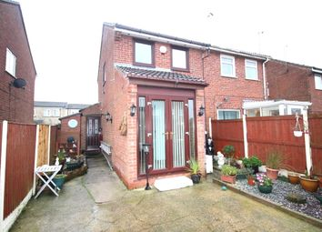 Thumbnail 2 bed semi-detached house for sale in Silvertree Walk, Goole