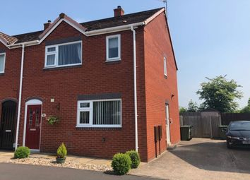 Thumbnail 2 bed semi-detached house for sale in Osborne Court, Whitnash, Leamington Spa
