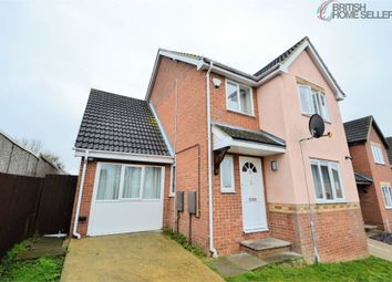 Thumbnail 4 bed detached house for sale in Osprey Road, Haverhill, Suffolk