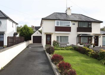 Thumbnail 2 bed semi-detached house to rent in Crossgar Road, Ballynahinch, Down