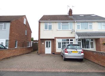 Thumbnail 3 bed semi-detached house for sale in Church Hill Road, Thurmaston, Leicester, Leicestershire