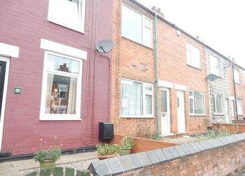 Thumbnail 3 bed terraced house for sale in Welbeck Street, Creswell, Worksop