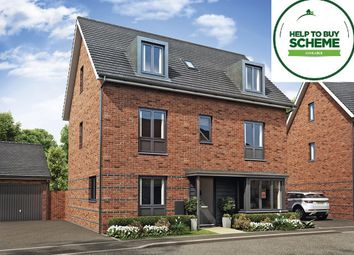 Thumbnail 5 bedroom detached house for sale in Little Colliers, Little Colliers Field, Great Oakley, Corby