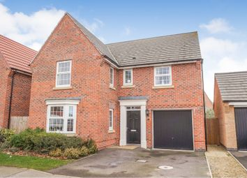 Thumbnail 4 bed detached house for sale in Otho Way, North Hykeham