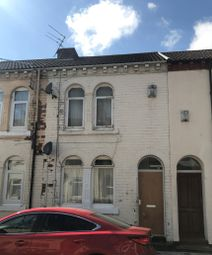 Thumbnail 2 bedroom terraced house for sale in Portman Street, Middlesbrough, Cleveland