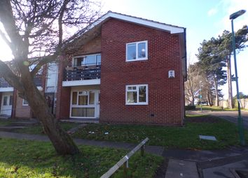 Thumbnail 1 bed flat for sale in Kents Close, Solihull