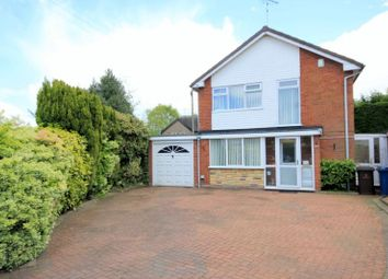 Thumbnail 3 bed detached house for sale in Rickerscote Avenue, Stafford