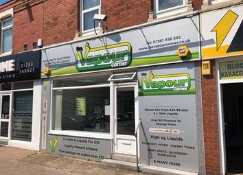 Thumbnail Commercial property for sale in 116 Highfield Road, Blackpool, Lancashire