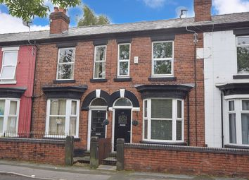 Thumbnail 2 bed terraced house for sale in Bowdon Street, Stockport