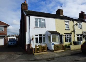 Thumbnail 3 bed end terrace house for sale in Newfield Street, Sandbach