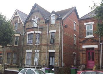 Thumbnail 2 bedroom maisonette to rent in Connaught Road, Folkestone