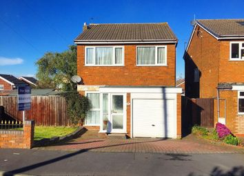 Thumbnail 3 bed detached house for sale in Pleasant Street, West Bromwich, West Midlands