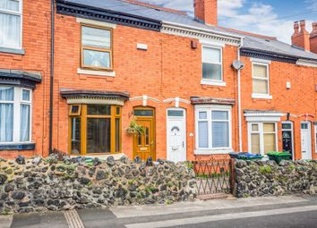 Thumbnail 3 bed terraced house for sale in Vicarage Road, Wednesbury