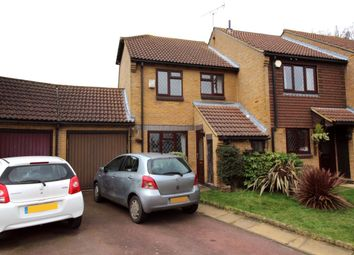 Thumbnail 3 bed semi-detached house to rent in Western Cross Close, Greenhithe