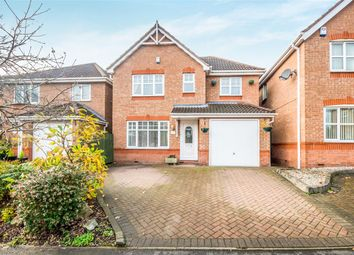 Thumbnail 3 bed detached house for sale in Knowles Street, Wednesbury