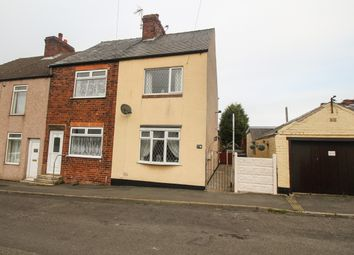 Thumbnail 2 bed terraced house for sale in Pretoria Street, Chesterfield