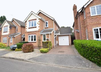 Thumbnail 3 bed detached house for sale in Holly Drive, Aylesbury