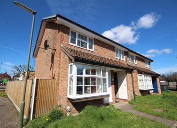 Thumbnail 2 bed maisonette to rent in Somertons Close, Guildford