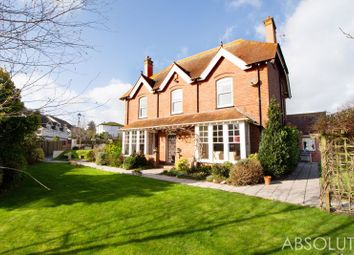 Thumbnail 4 bed detached house for sale in Channel View Lane, Holcombe, Dawlish