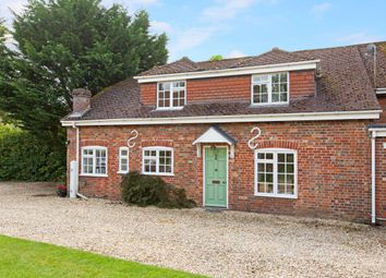 Thumbnail 3 bedroom semi-detached house to rent in Tuttles Cottage, High Street, Kintbury, Hungerford