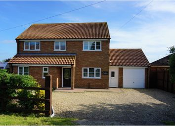 Thumbnail 4 bed detached house for sale in Begdale Road, Elm