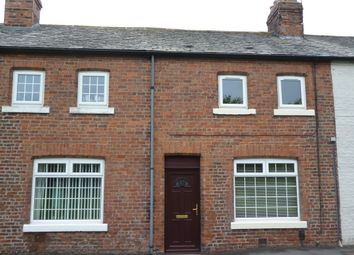 Thumbnail 2 bed terraced house to rent in The Green, Houghton, Carlisle