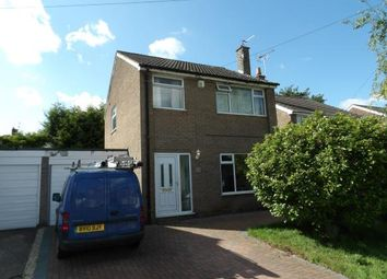 Thumbnail 3 bed link-detached house for sale in Bracken Close, Warsop, Mansfield, Nottinghamshire