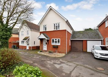 Thumbnail 3 bed detached house for sale in Rayner Way, Halstead