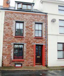 Thumbnail 4 bed terraced house for sale in Glenfaba Road, Peel, Isle Of Man
