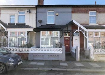 2 bed terraced house for sale in Boothroyden, Blackpool FY1