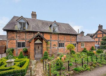 Thumbnail 3 bed cottage for sale in Schofield Lane, Edingale, Tamworth