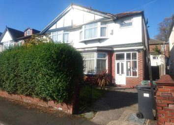 Thumbnail 3 bed semi-detached house to rent in 7 Winchester Avenue, Manchester, Lancashire