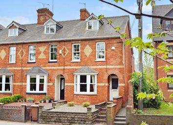 Thumbnail 4 bedroom end terrace house for sale in Ormond Road, Wantage