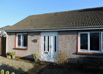 Thumbnail 2 bed semi-detached bungalow for sale in Heol Cleddau, Fishguard