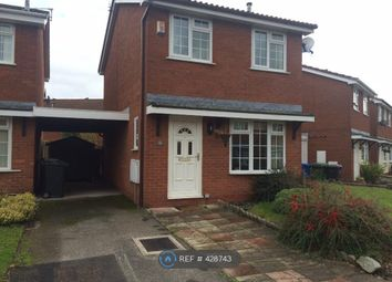 Thumbnail 2 bed detached house to rent in Hazelborough Close, Warrington
