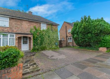 Thumbnail 3 bed end terrace house for sale in Withcote Avenue, Leicester