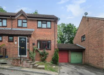 Thumbnail 4 bed semi-detached house for sale in Dunwood Rise, High Wycombe, Buckinghamshire